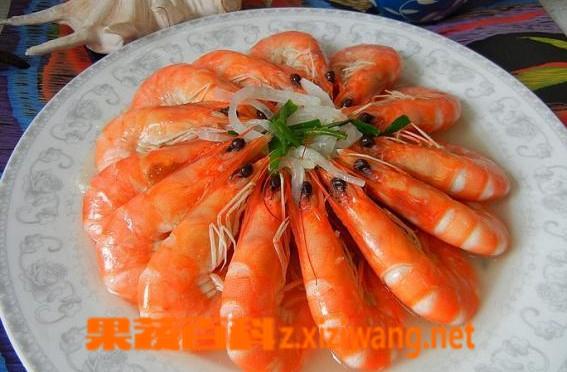 果蔬百科对虾怎么做好吃
